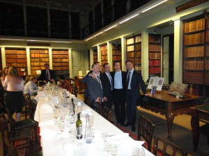 Dott Daniele Pili al Royal College of Surgeons of England